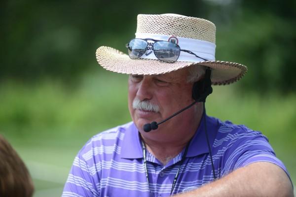 Bill Darden, AT&T National, Hole Captain  Photo | Phil Fabrizio