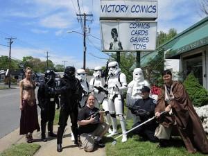 FCBD Victory Comics