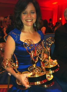 Andrea McCarren Wins Five Emmy Awards