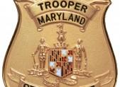 photo Maryland State Police badge