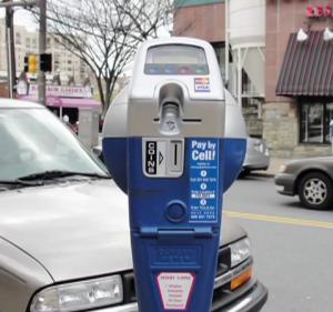 Montgomery County Parking Meter