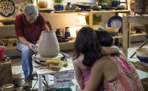 Sugarloaf Craft Festival Potter 450x280