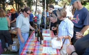Oktoberfest 2012 Wine Tasting  Photo | City of Gaithersburg/Clark Day
