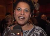 Suzan Jenkins at Executive's Ball