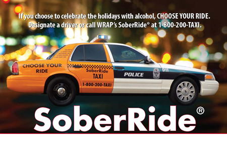 2013 Sober Ride Holiday 450x280