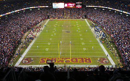 photo redskins field