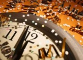 The strike of midnight on New Year's Eve is the final deadline for most college applicants.