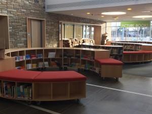 reading area for children