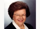 photo of Barbara Mikulski