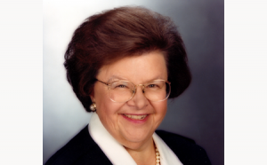 photo of Barbara Mikulski