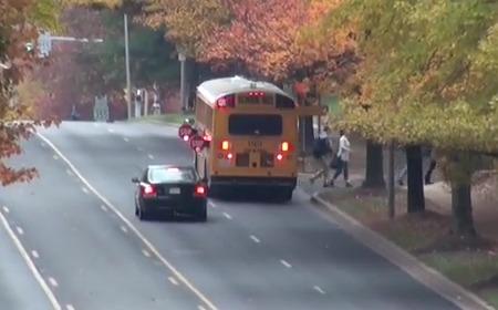 CRTW 195 School Bus Cameras