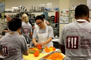 Campus Kitchen Project Photo | Universities at Shady Grove