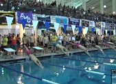 Metros Mens 400 Freestyle Relay