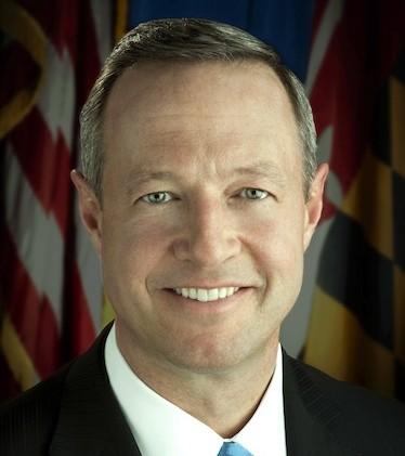 photo Governor Martin O'Malley