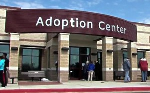 photo of new animal shelter