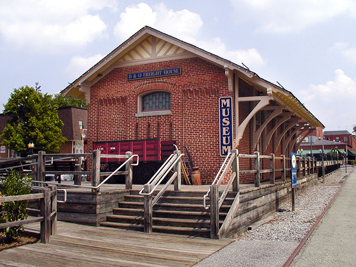 photo of Gaithersburg Community Museum