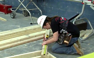 photo of Thomas Edison HS student competes in SkillsUSA