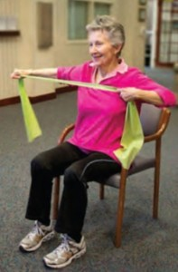 photo chair exercise