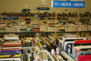 photo of Stone Ridge used book sale