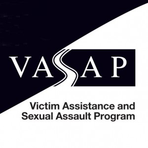 logo for VASAP - Victim Assistance and Sexual Assault Program