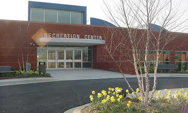 photo of East County Recreation Center