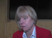 Nancy Floreen on  Silver Spring Transit Center