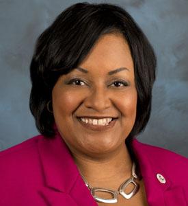 photo of Dr. DeRionne Pollard