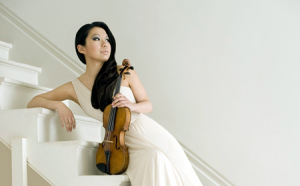 photo of Violinist Sarah Chang