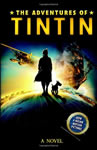 photo book cover of the adventures of tintin