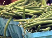 photo of Green Beans at Farmers Market