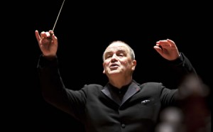 photo of BSO Conductor Hans Graf