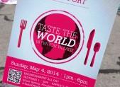 Taste the World in Fenton Village Silver Spring 2