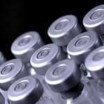 photo of vials of vaccine