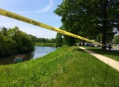 Pond Death Body Gaithersburg