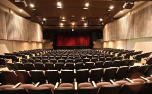 photo of Fitzgerald Theatre stage