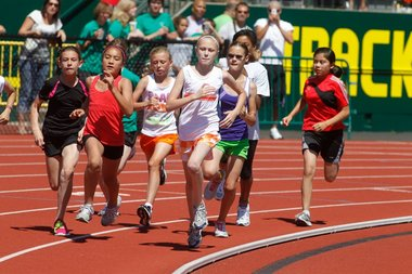 photo Hershey's Track and Field Games