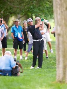 photo of Ricky Barnes on 18th june 26 Day 1 QLN