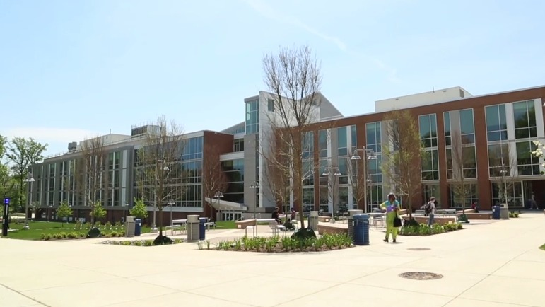 photo of Rockville Science East Building