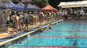 photo of RMSC Swim Competition