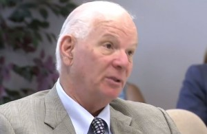 photo of U.S. Senator Ben Cardin