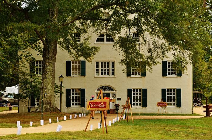 photo of Historic Great Falls Tavern