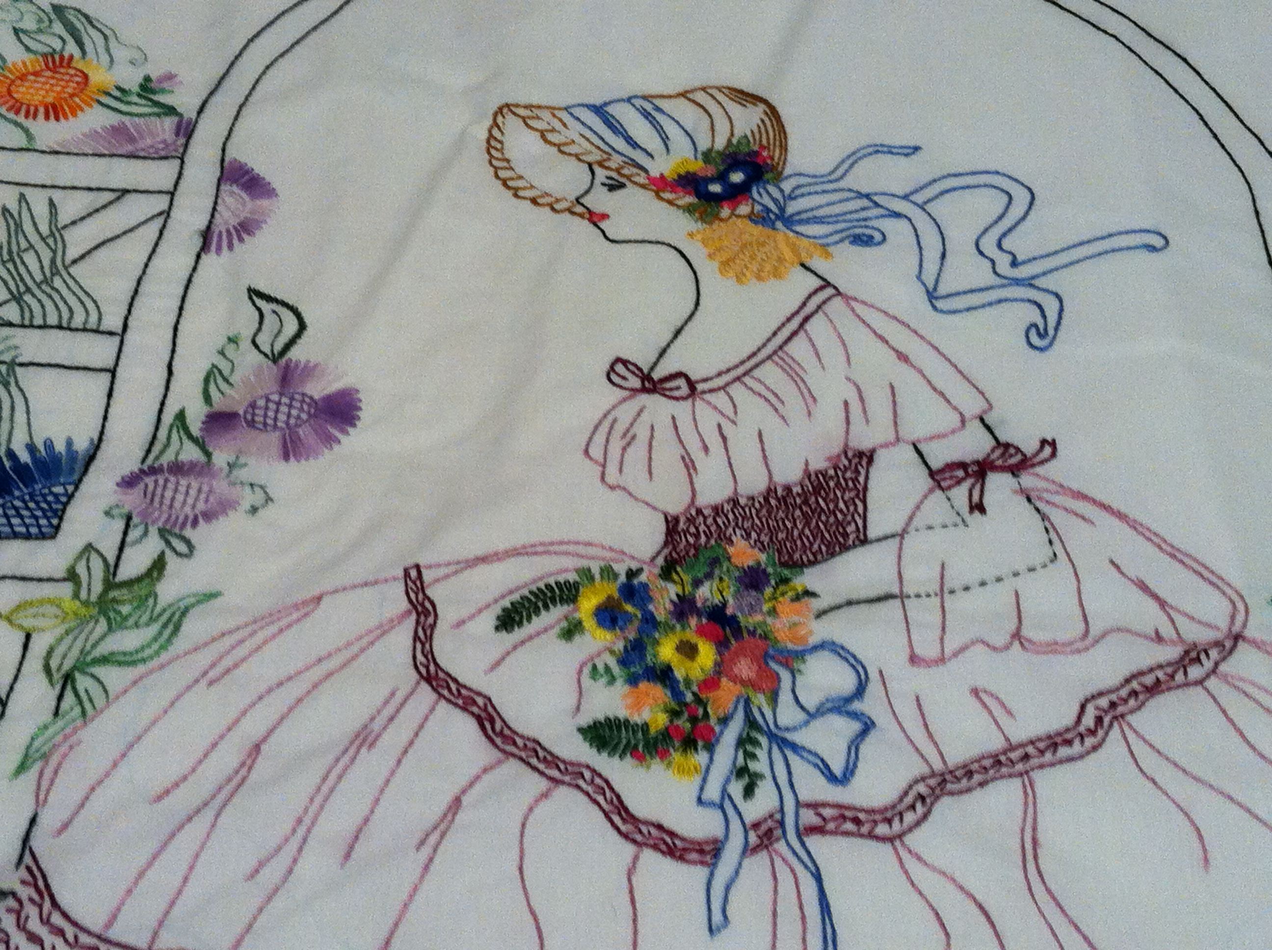 Home Arts Spotlight: Accessories and Embroidery (Videos