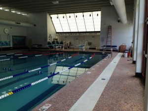 photo of gaithersburg aquatic center