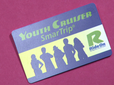 photo of Youth Cruiser SmarTrip Pass
