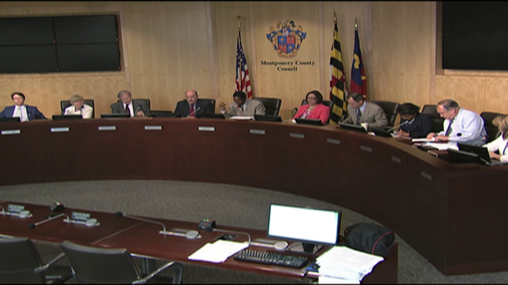 photo of Council Unanimously Approves Code Change for MCM