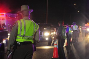 photo of Strikeforce checkpoint