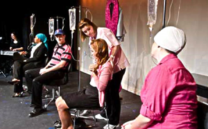 photo from scene of Breast in Show