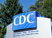 photo of Centers for Disease Prevention sign