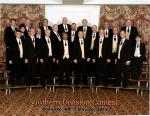 photo of Harmony Express Barbershop Chorus