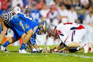 photo of Boston Cannons v Charlotte Hounds